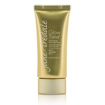 ג'יין אירידל Glow Time Full Coverage Mineral BB Cream SPF 17 - BB11  50ml/1.7oz