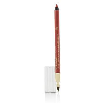 Lancome Le Lip Liner Waterproof Lip Pencil With Brush - #114 Tangerine  1.2g/0.04oz
