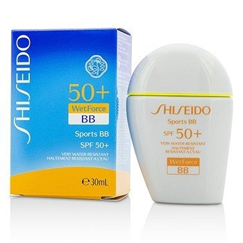 Shiseido Sports BB SPF 50+ Very Water-Resistant - # Medium  30ml/1oz