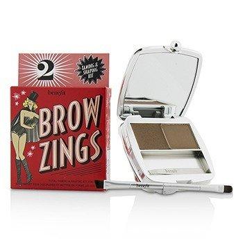 Benefit Brow Zings (Kit Domador Total & Dador de Forma Para Cejas) - #2 (Light)  4.35g/0.15oz