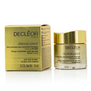 Decleor Orexcellence Energy Concentrate Youth Eye Care  15ml/0.5oz