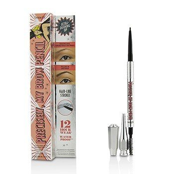 Benefit Precisely My Brow Pencil (Ultra Fine Brow Defining Pencil) - # 6 (Deep)  0.08g/0.002oz