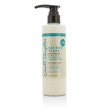Carol's Daughter Odżywka do wlosów Sacred Tiare Anti-Breakage & Anti-Frizz Fortifying Conditioner (For Damaged, Fragile, Frizzy & Unruly Hair)  355ml/12oz