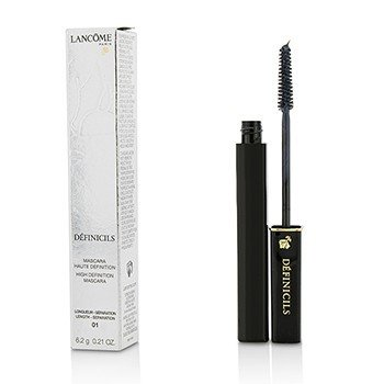 Lancome Definicils Mascara # 01 Black (US Version)  6.2g/0.21oz