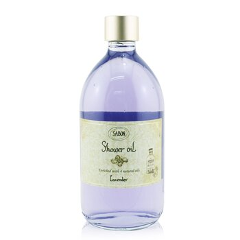 Sabon Aceite de Ducha - Lavender  500ml/17.59oz