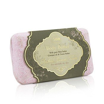 Sabon Body Butter (For Extremely Dry Skin) - Patchouli Lavender Vanilla  100g/3.53oz