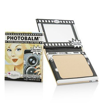 TheBalm PhotoBalm Powder Foundation - #Lighter Than Light  9g/0.32oz