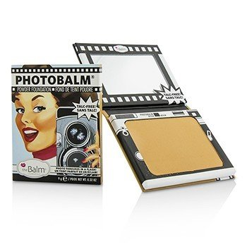 TheBalm PhotoBalm Powder Foundation - #Medium  9g/0.32oz