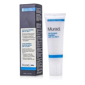 Murad Oil-Control Mattifier SPF 15 (Exp. Date: 10/2017)  50ml/1.7oz