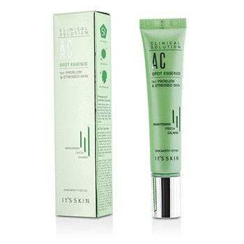 イッツスキン (Its skin) Clinical Solution AC Spot Essence (Manufacture Date: 08/2014)  15ml/0.5oz