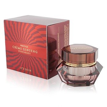 It's Skin Krem do twarzy na noc Prestige Creme Ginseng D'escargot (data produkcji: 11/2014)  60ml/2oz