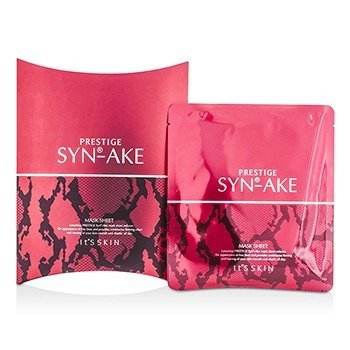 It's Skin Prestige Syn-Ake Mask Sheet (Manufacture Date: 12/2014)  5x25g/0.8oz