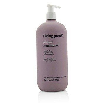Living Proof Restore Conditioner (For Dry or Damaged Hair)  710ml/24oz