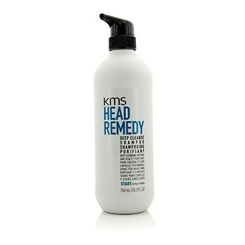 KMS California Head Remedy Deep Cleanse Shampoo (Deep Cleansing For Hair and Scalp)  750ml/25.3oz