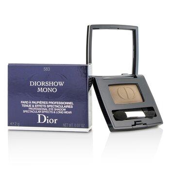 Christian Dior Diorshow Mono Professional Spectacular Effects & Long Wear Eyeshadow - # 583 Animal  2g/0.07oz