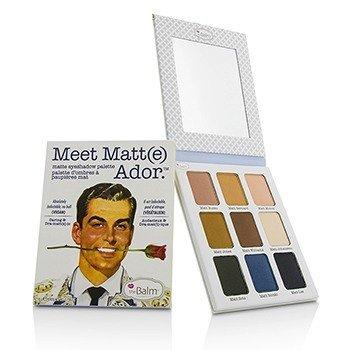 ザバーム Meet Matt(e) Ador Matte Eyeshadow Palette  21.6g/0.756oz