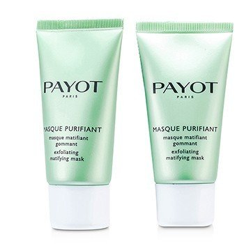 Payot Expert Purete Masque Purifiant - Moisturizing Matifying Mask Duo Pack  2x50ml/1.6oz