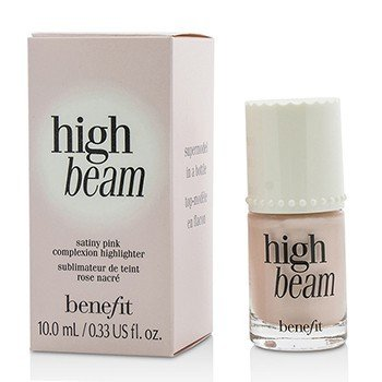 Benefit High Beam Satiny Pink Iluminador de Cutis  10ml/0.33oz