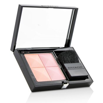 Givenchy Pudrowy róż do policzków Prisme Blush Powder Blush Duo - #04 Rite  6.5g/0.22oz