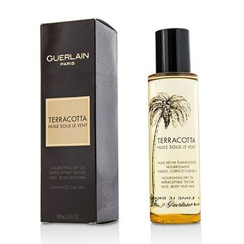Guerlain Terracotta Nourishing Dry Oil - For Face, Body & Hair  100ml/3.3oz