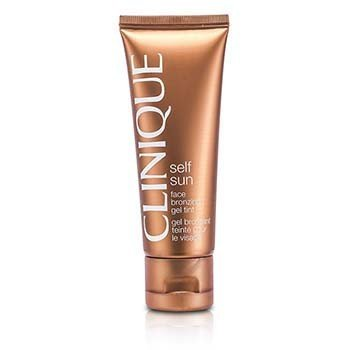 Clinique Self Sun Face Bronzing Gel Tint (Unboxed)  50ml/1.7oz