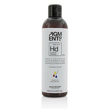 AlfaParf Szampon do włosów Pigments Hydrating Shampoo (For Slightly Dry Hair) PF014095  200ml/6.76oz
