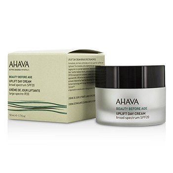 Ahava Beauty Before Age Uplift Day Cream Broad Spectrum SPF20 (Exp. Date: 09/2017)  50ml/1.7oz