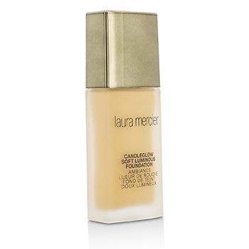 Laura Mercier Podkład do twarzy Candleglow Soft Luminous Foundation - # 2W2 Butterscotch (bez pudełka)  30ml/1oz