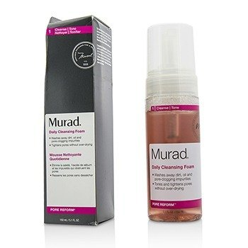 Murad Daily Cleansing Foam (Box Slightly Damaged)  150ml/5.1oz