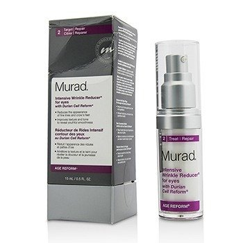 Murad Intensive Wrinkle Reducer For Eyes (Box Slightly Damaged)  15ml/0.5oz