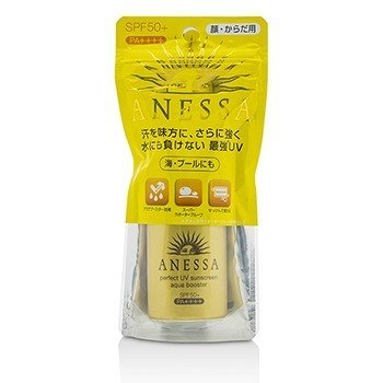 Shiseido Anessa Perfect UV Sunscreen Aqua Booster SPF 50+  25ml/0.84oz