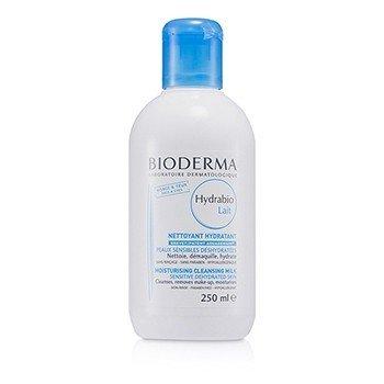 ビオデルマ Hydrabio Moisturising Cleansing Milk - For Sensitive Dehydrated Skin (Exp. Date: 11/2017)  250ml/8.4oz