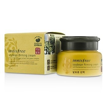 イニスフリー(Innisfree) Soybean Firming Cream (Manufacture Date: 09/2014)  50ml/1.69oz