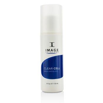 Image Clear Cell Tónico Salicílico Aclarante  118ml/4oz