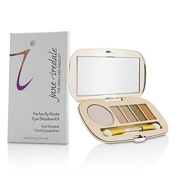 Jane Iredale Perfectly Nude Eye Shadow Kit (New Packaging)  9.6g/0.34oz