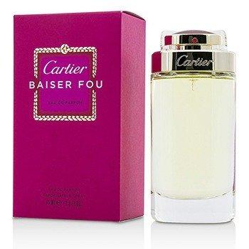 Cartier Baiser Fou Eau De Parfum Spray  75ml/2.5oz