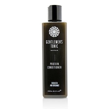 Gentlemen's Tonic Babassu and Bergamot Protein Conditioner  250ml/8.4oz