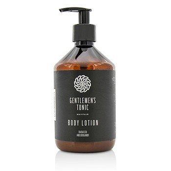 Gentlemen's Tonic Balsam do ciała Babassu And Bergamot Body Lotion  500ml/16.8oz