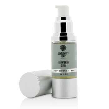 Gentlemen's Tonic Advanced Derma-Care Brightening Serum 21558  30ml/1oz