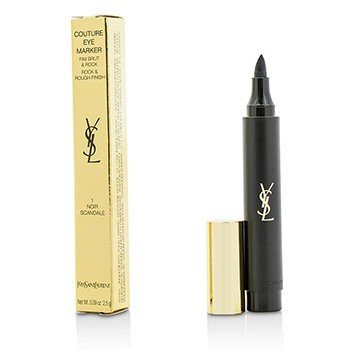 Yves Saint Laurent Couture Marcador de Ojos - # 1 Noir Scandle  2.5g/0.09oz