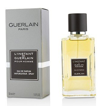 Guerlain L'Instant De Guerlain Pour Homme Eau De Parfum Spray (Nueva Versión)  50ml/1.6oz