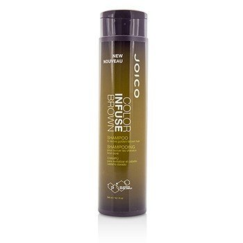 Joico Color Infuse Brown Champú (Para Revivir el Cabello Café-Dorado)  300ml/10.1oz