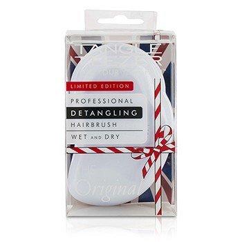 タングルティーザー The Original Detangling Hair Brush - # Candy Cane (For Wet & Dry Hair)  1pc
