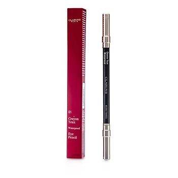 Clarins Waterproof Eye Pencil - # 01 Black  1.2g/0.04oz