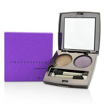 Chantecaille Le Chrome Luxe Eye Duo - #Gardens of Marrakech  4g/0.14oz