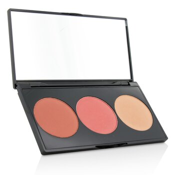 Smashbox L.A. Lights Blush & Highlight Palette - #Culver City Coral  8.7g/0.3oz