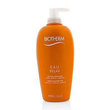 Biotherm Eau Relax Rebalancing Body Milk  400ml/13.52oz
