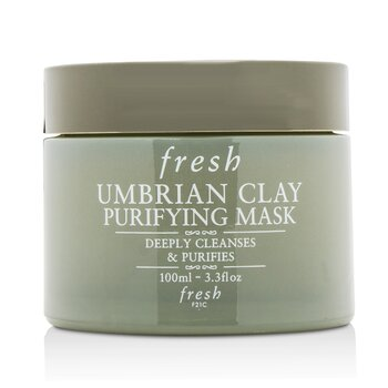Fresh Umbrian Clay Mascarilla Purificante - Para Piel Normal a Grasa  100ml/3.3oz