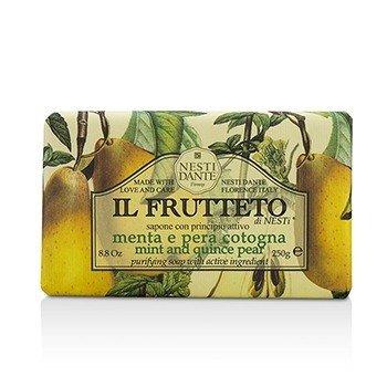 Nesti Dante Il Frutteto Purifying Soap - Mint & Quince Pear  250g/8.8oz