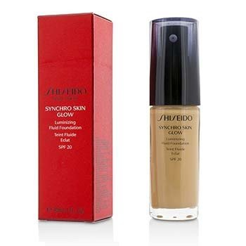 Shiseido Synchro Skin Glow Luminizing Fluid Foundation SPF 20 - # Neutral 4  30ml/1oz